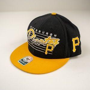 Pittsburgh Pirates Snapback Baseball Hat 47 Brand